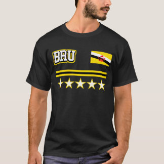 De Vlag van Brunei T Shirt