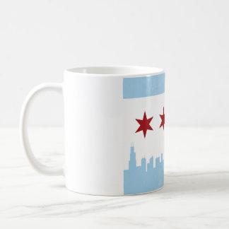 De Vlag van Chicago Koffiemok