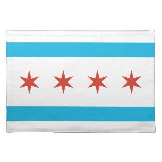 De Vlag van Chicago Placemat