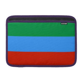 De Vlag van Dagestan Beschermhoezen Voor MacBook Air