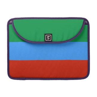De Vlag van Dagestan Beschermhoezen Voor MacBooks