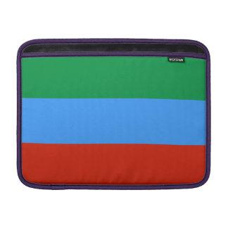 De Vlag van Dagestan MacBook Air Beschermhoezen