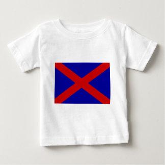 De Vlag van de Afrikaner (Vlag Boers) Baby T Shirts