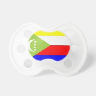 De Vlag van de Comoren Speentjes