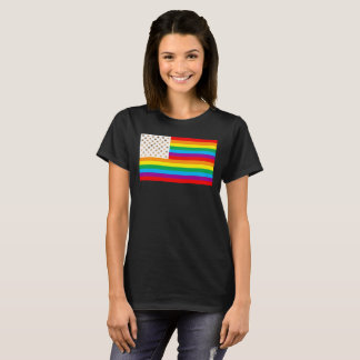 De Vlag van de diversiteit T Shirt