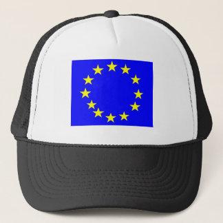 De Vlag van de Europese Unie Trucker Pet