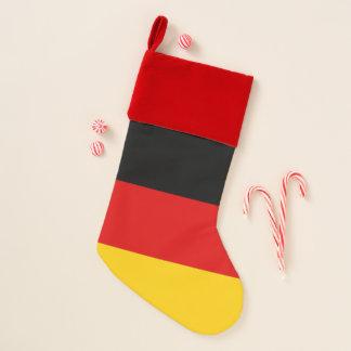 De Vlag van de Kousen van Kerstmis van Duitsland Kerstsok