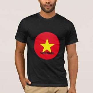 De Vlag van de kwaliteit van Vietnam Roundel T Shirt