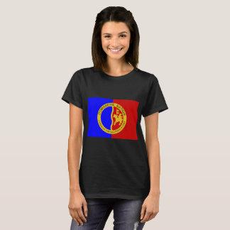 De Vlag van de Natie van Comanche T Shirt
