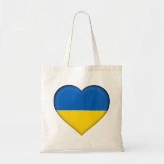 De Vlag van de Oekraïne Draagtas