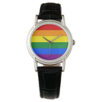 De Vlag van de regenboog Horloges