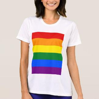 De Vlag van de regenboog T Shirt