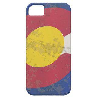 De Vlag van de Staat van Colorado Barely There iPhone 5 Hoesje