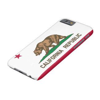 De Vlag van de Staat van de Republiek van Barely There iPhone 6 Hoesje