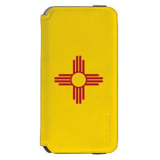De Vlag van de Staat van New Mexico
