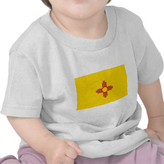 De Vlag van de Staat van New Mexico Tshirt