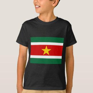 De vlag van de Suriname T Shirt