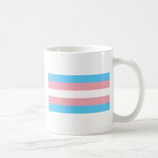 De Vlag van de Trots van de transsexueel - LGBT Koffiemok