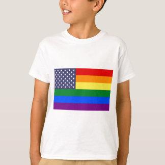 De Vlag van de Trots van de V.S. T Shirt