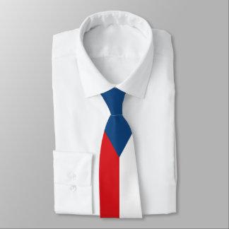 De Vlag van de Tsjechische Republiek Das