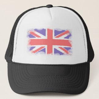 De Vlag van de Unie van het UK Trucker Pet