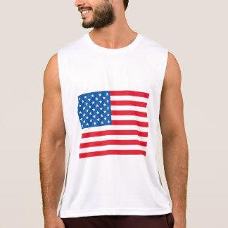 De Vlag van de V.S. Hemd