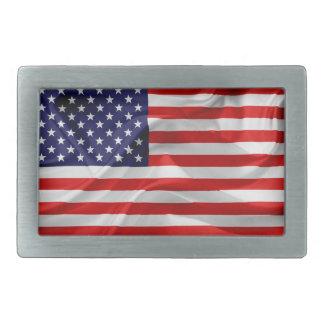 De vlag van de Verenigde Staten van Amerika Gespen