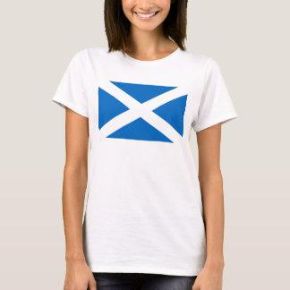 De Vlag van de Wereld van Schotland T Shirt