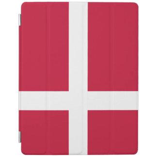 De Vlag van Denemarken iPad Cover