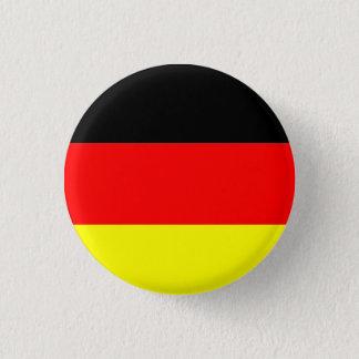 De vlag van Duitsland Ronde Button 3,2 Cm