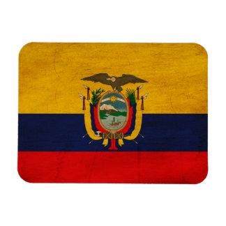 De Vlag van Ecuador Magneet