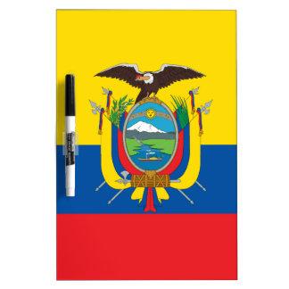 De Vlag van Ecuador Whiteboards