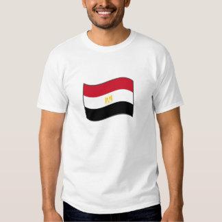 De Vlag van Egypte T-shirt