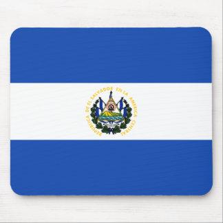 De Vlag van El Salvador Muismat
