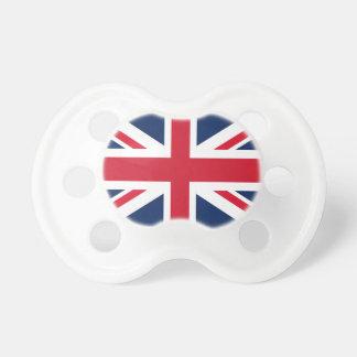 De vlag van Engeland Baby Speentjes