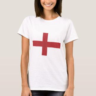 De Vlag van Engeland T Shirt