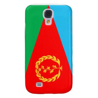 De Vlag van Eritrea Galaxy S4 Hoesje