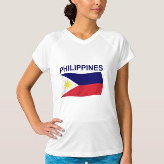 De Vlag van Filippijnen T Shirt
