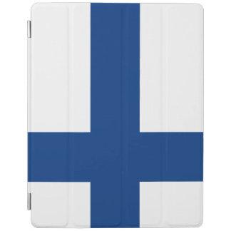 De Vlag van Finland iPad Cover