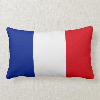 De Vlag van Frankrijk Lumbar Kussen