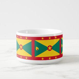 De Vlag van Grenada Kom