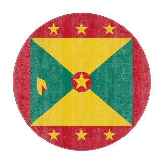 De Vlag van Grenada Snijplank