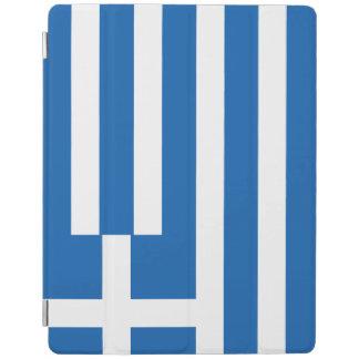 De Vlag van Griekenland iPad Cover
