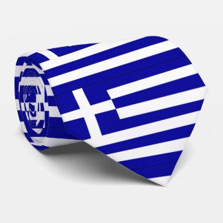 De Vlag van Griekenland Stropdassen