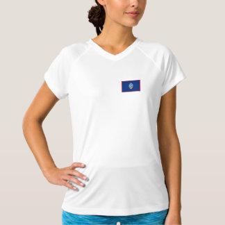 De Vlag van Guam T Shirt