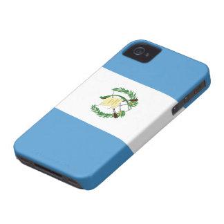 De Vlag van Guatemala iPhone 4 Hoesje