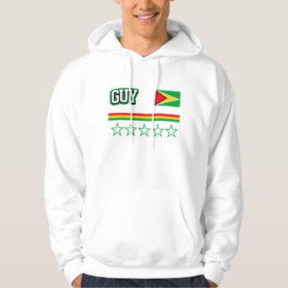 De Vlag van Guyana Hoodie