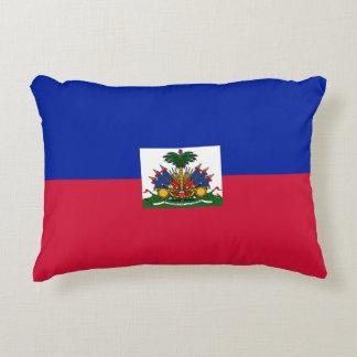 De Vlag van Haïti Accent Kussen