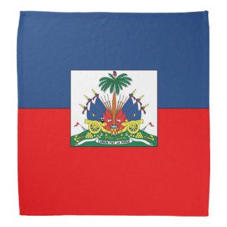 De Vlag van Haïti Bandana