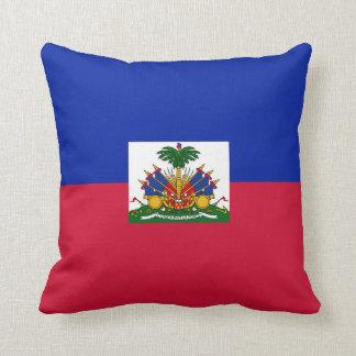 De Vlag van Haïti Sierkussen